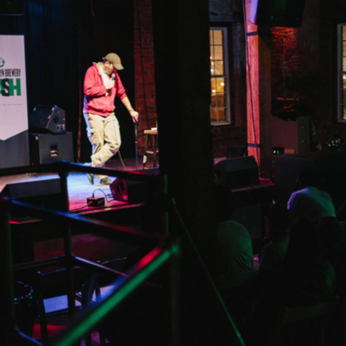 Brooklyn Brewery Mash - Comedy - Josh Gondelman 2014