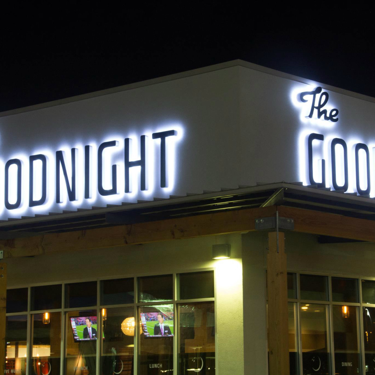 The Goodnight lounge