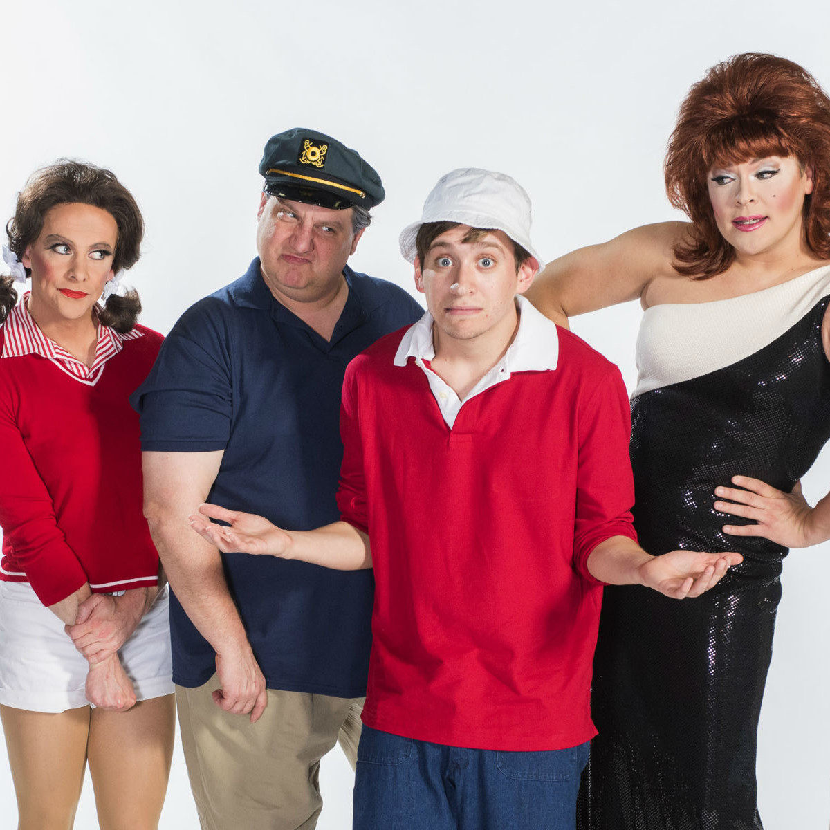 Uptown Players presents Gilligan's Fire Island