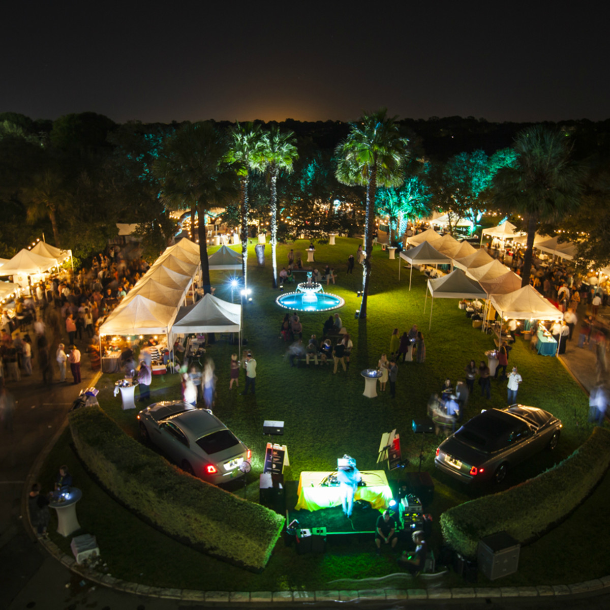 The Contemporary Austin_Dolce Vita Food & Wine Festival_Laguna Gloria