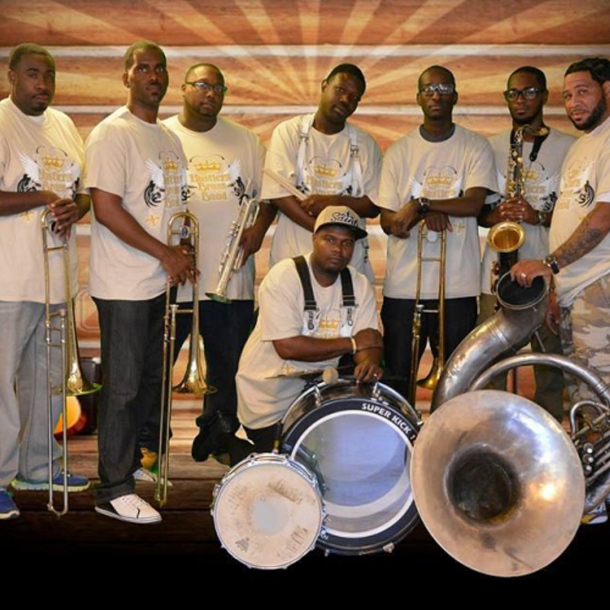 New Orleans Hustlers Brass Band