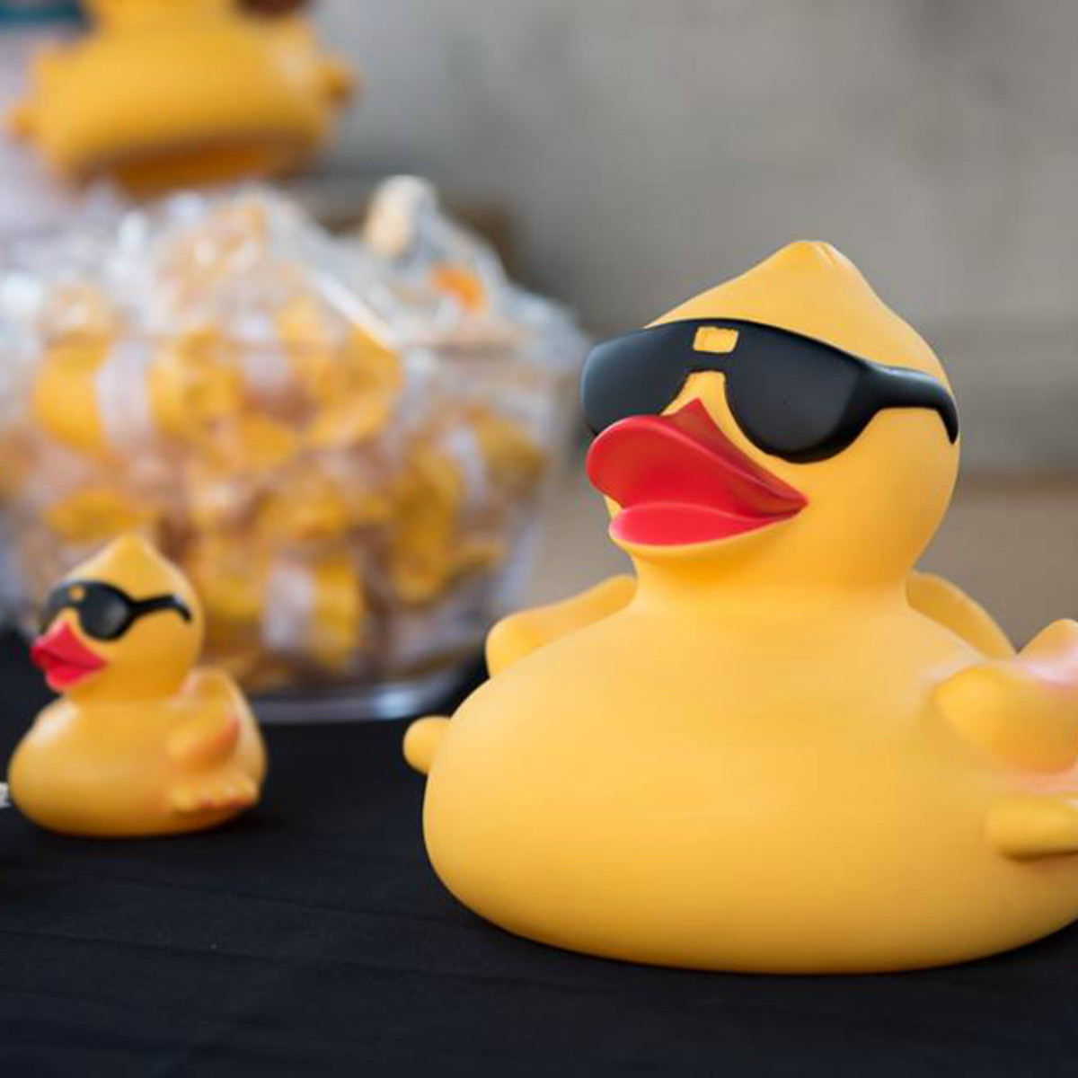 Austin Duck Derby rubber duckie Boys and Girls Club