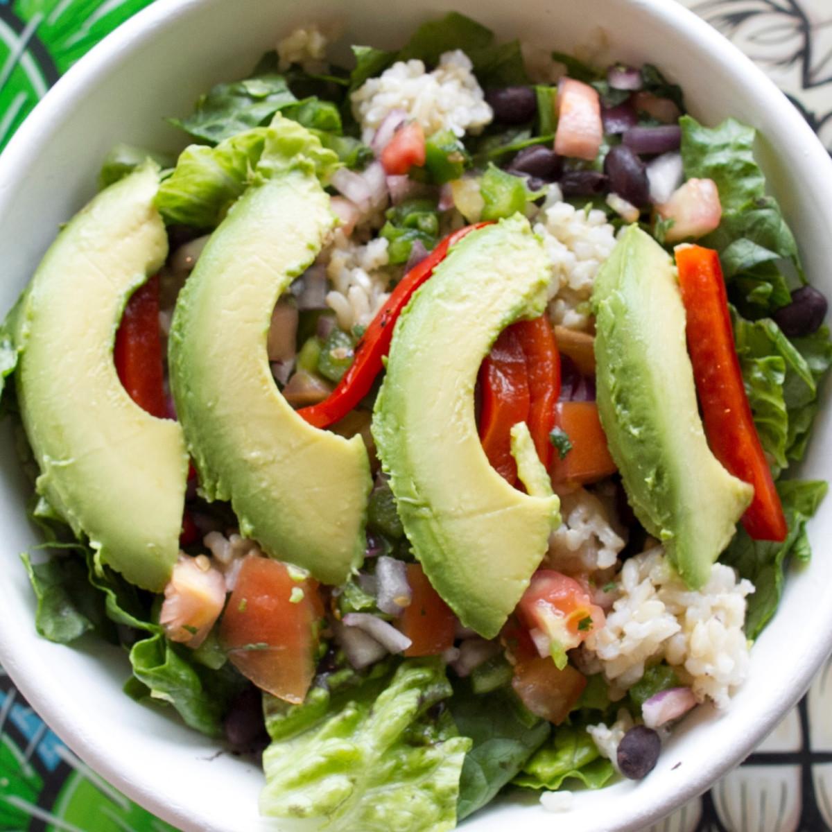 Tacodeli Corazon Salad