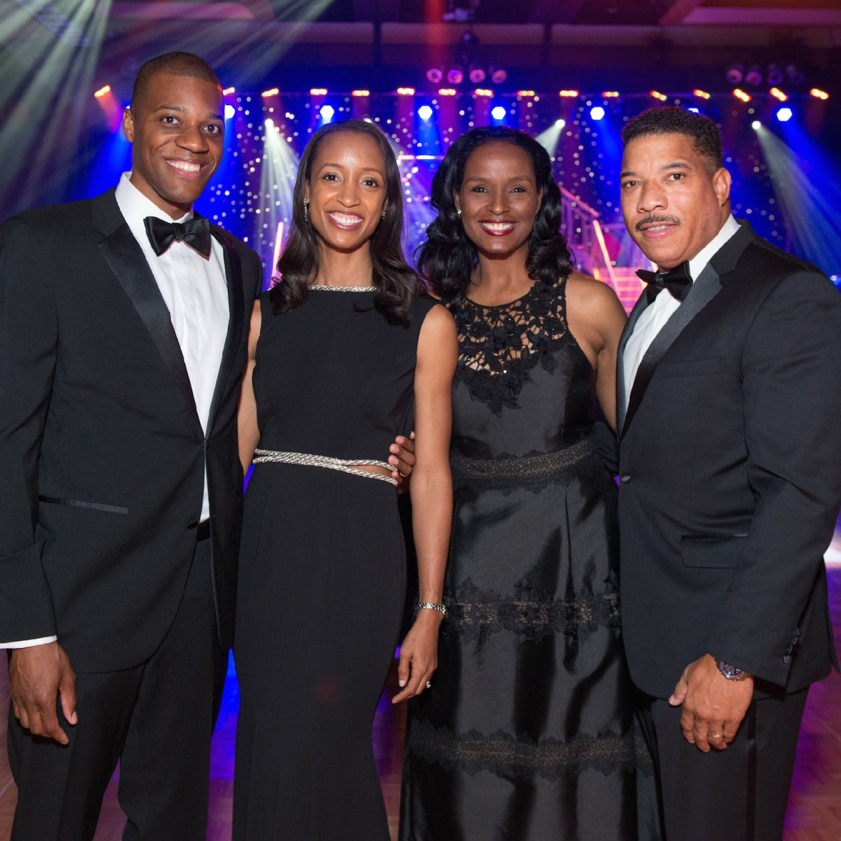 Memorial Hermann Gala, Phillip Williams, Andrea Alexander, Winell and Doug Herron