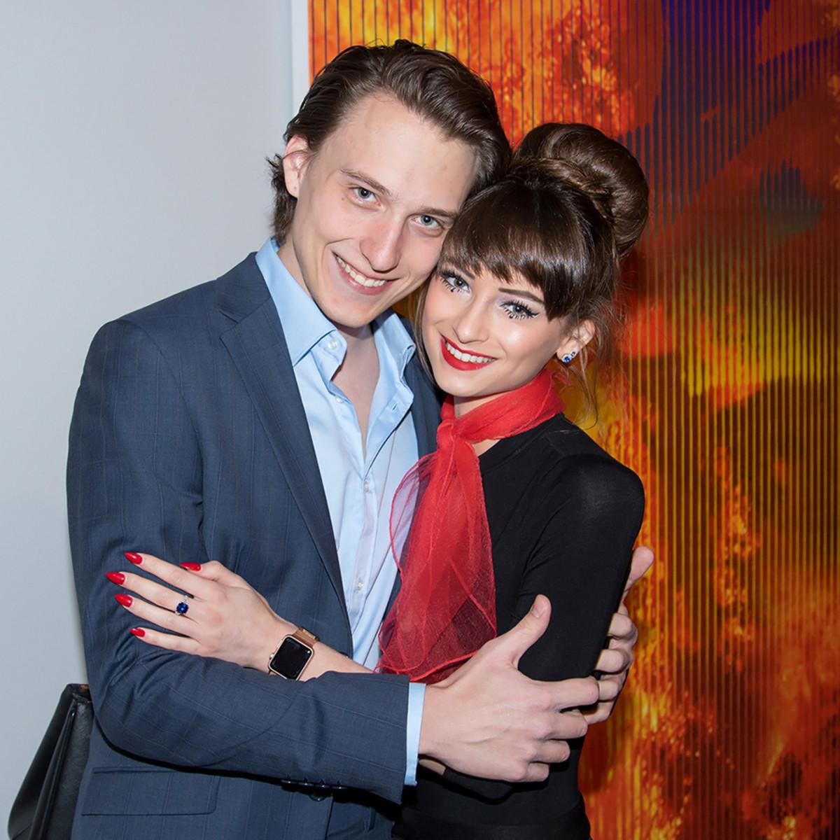 Micheal Dylan, Ekaterina Kouznetsova