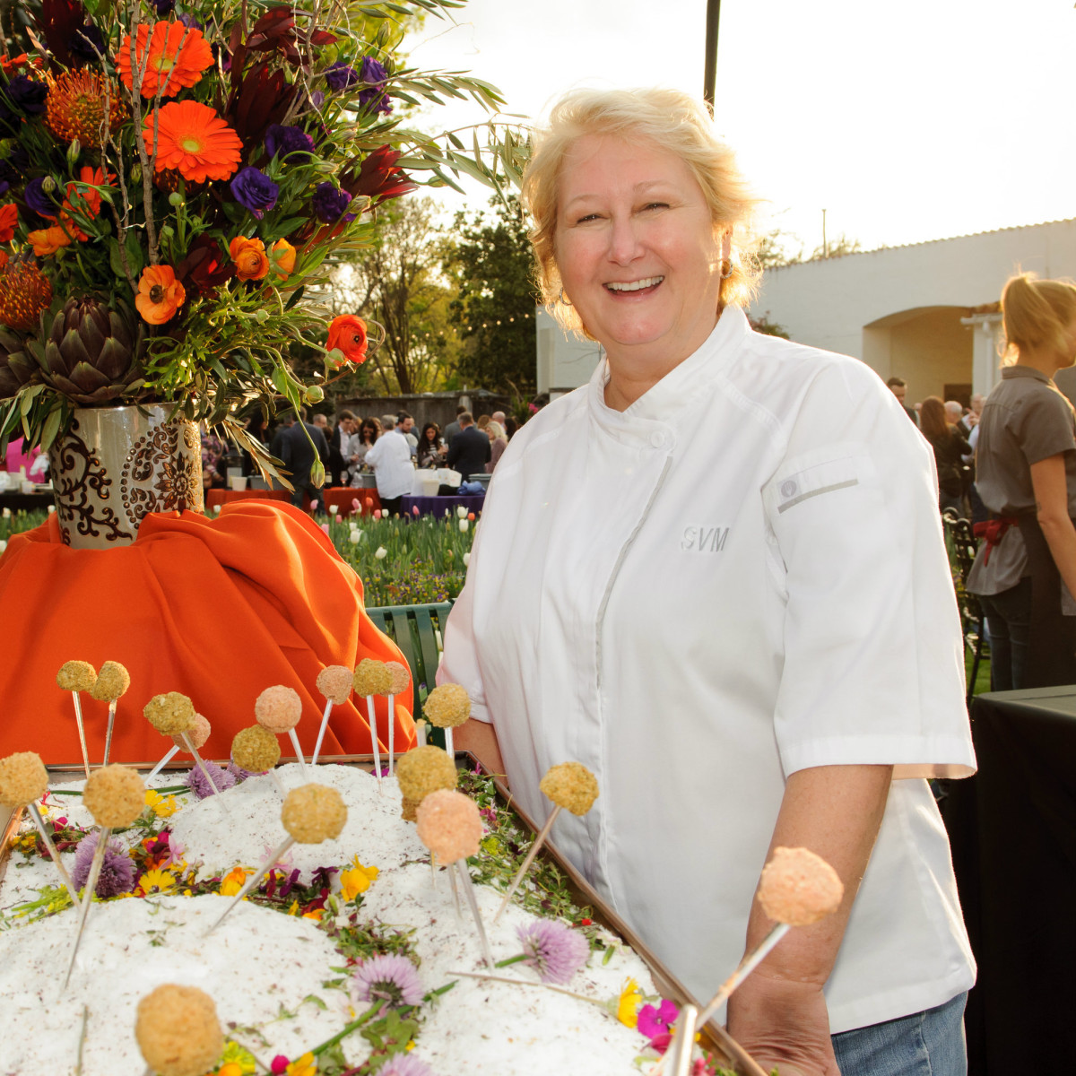 Chef Sharon Van Meter