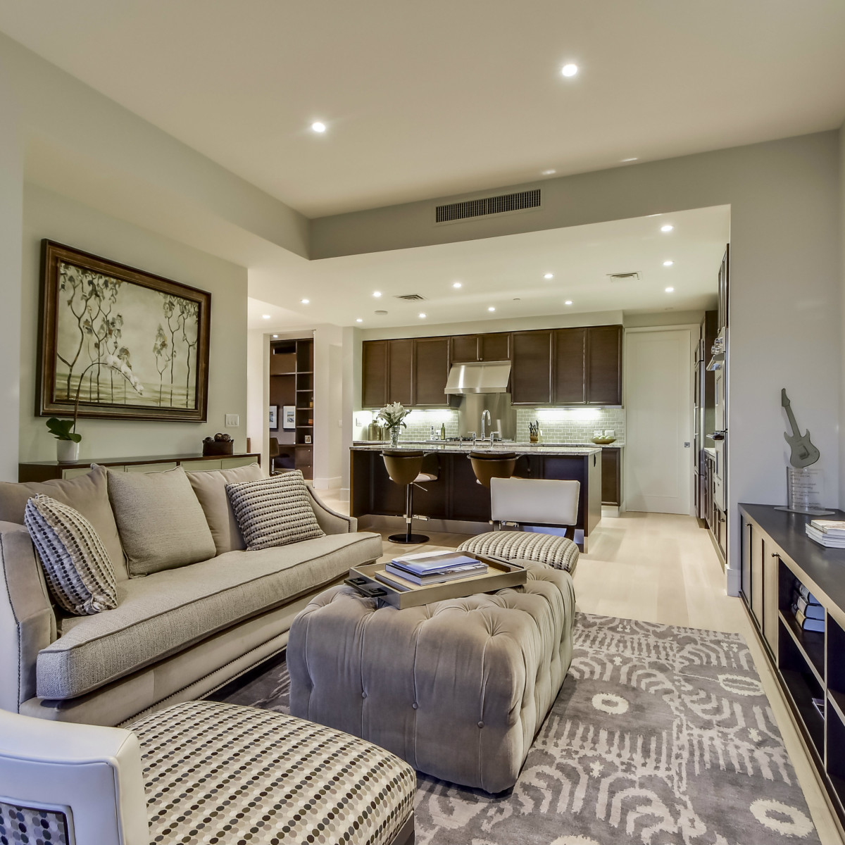 Austonian 200 Congress Austin condo for sale