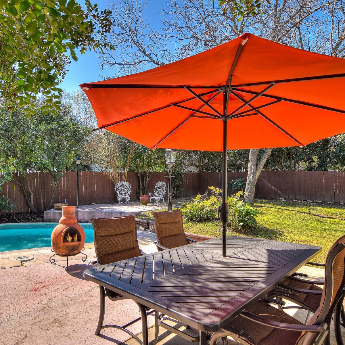 3010 Albin San Antonio house for sale patio