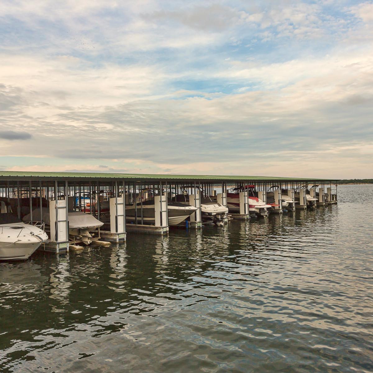 110 Bella Cima Austin house for sale boat dock