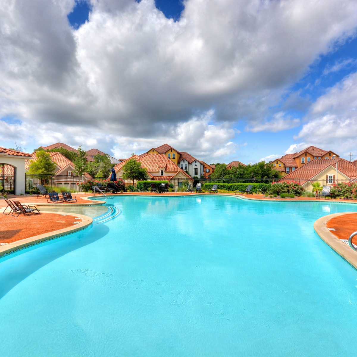 12312 Terraza Austin townhouse for sale pool