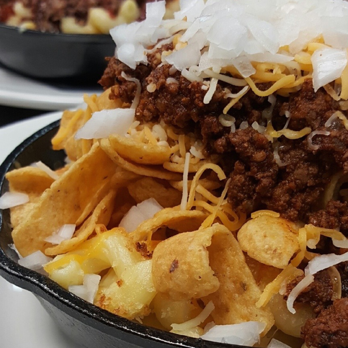 Beaver's Westheimer frito pie mac and cheese