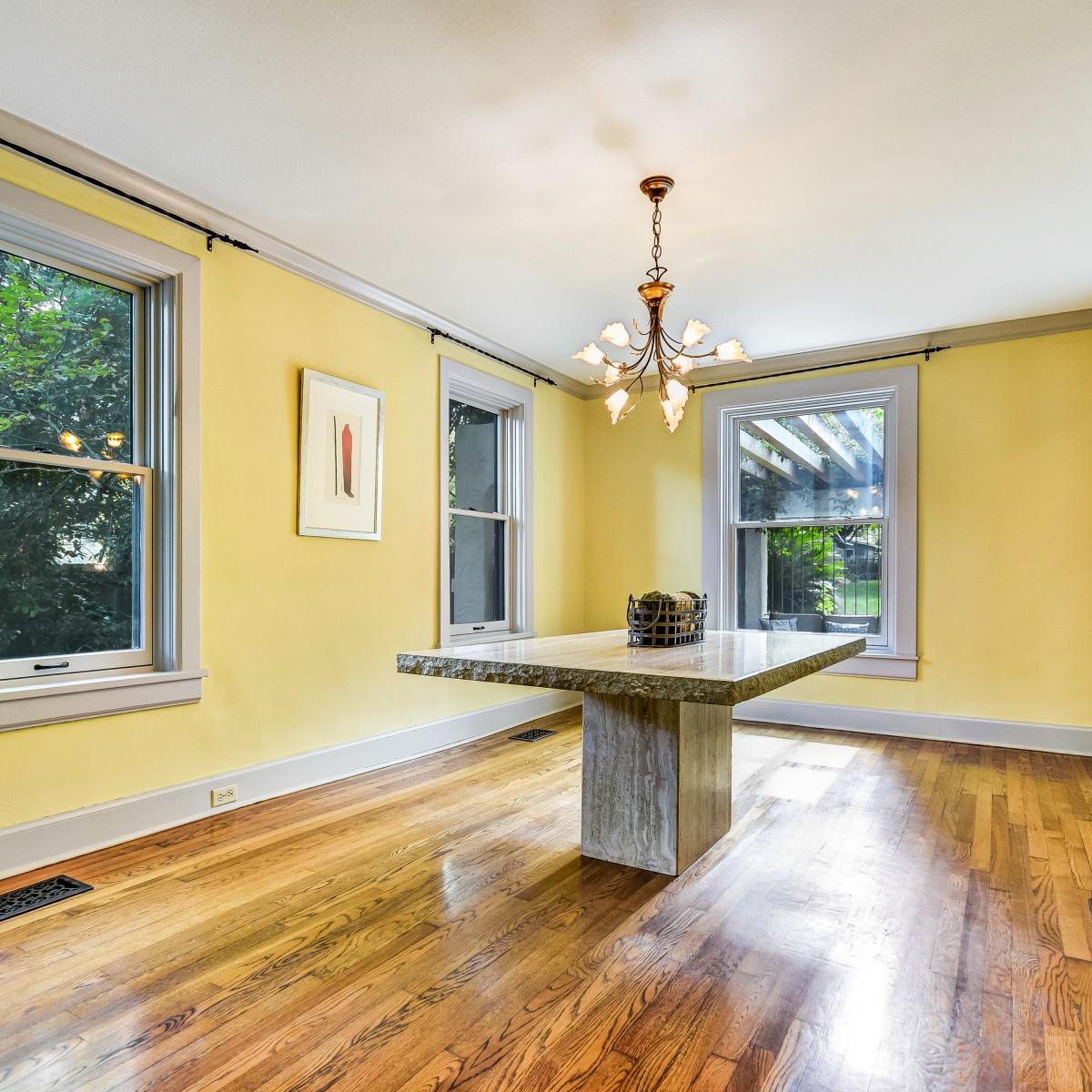 141 Cloverleaf San Antonio house for sale dining room
