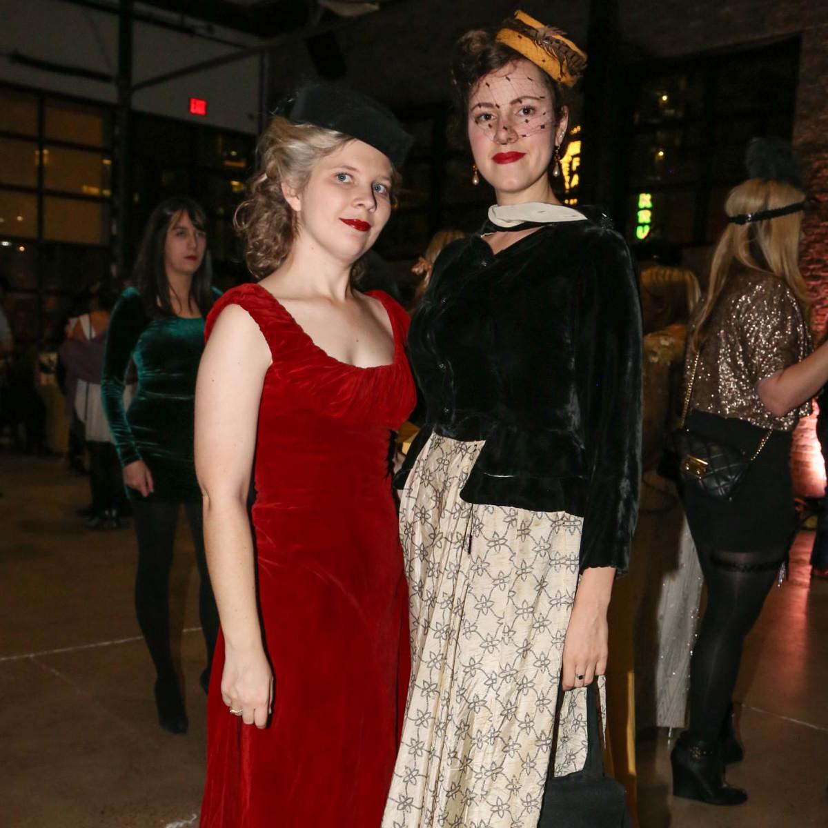CultureMap Old Forester Bourbon Ball 2016 Sarah Boswell Jennifer Blair