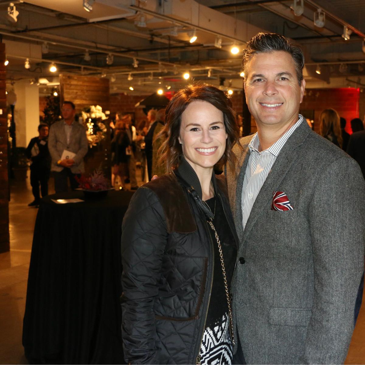 Brooke Fedro, Scott Fedro