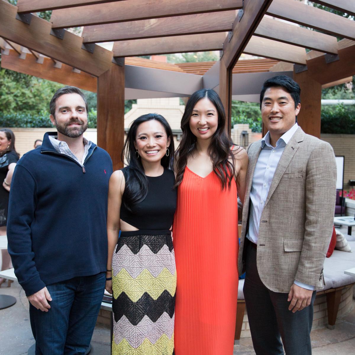 Jack Parker, Phuong Tran, Eunice Kuo, Matthew Na