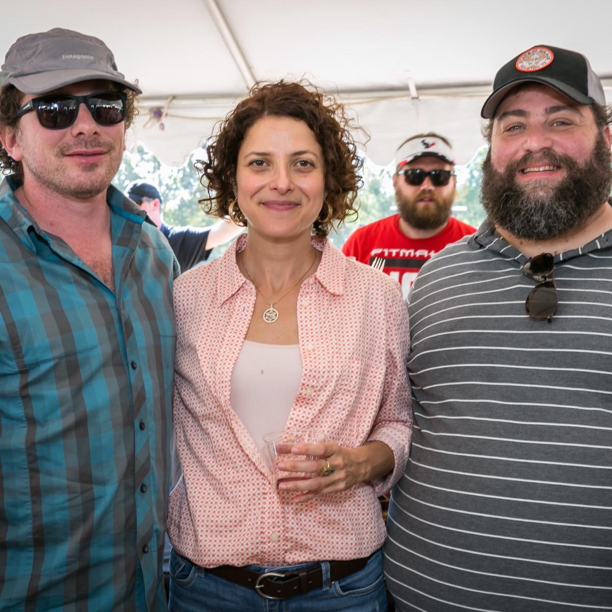 Butchers Ball Adam Brackman, Ady Burgida, Eric Sandler