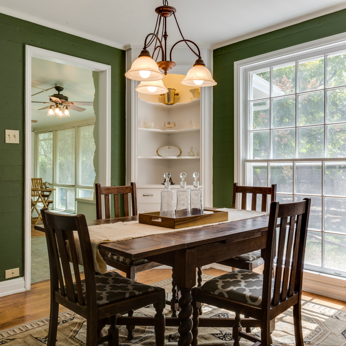 16 Ledge Ln San Antonio house for sale dining room