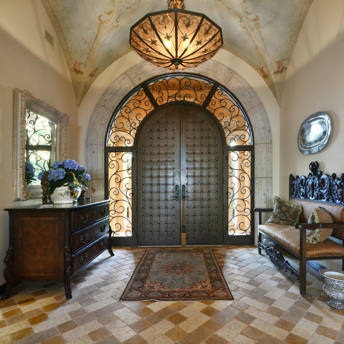 7900 Escala Austin house for sale entryway
