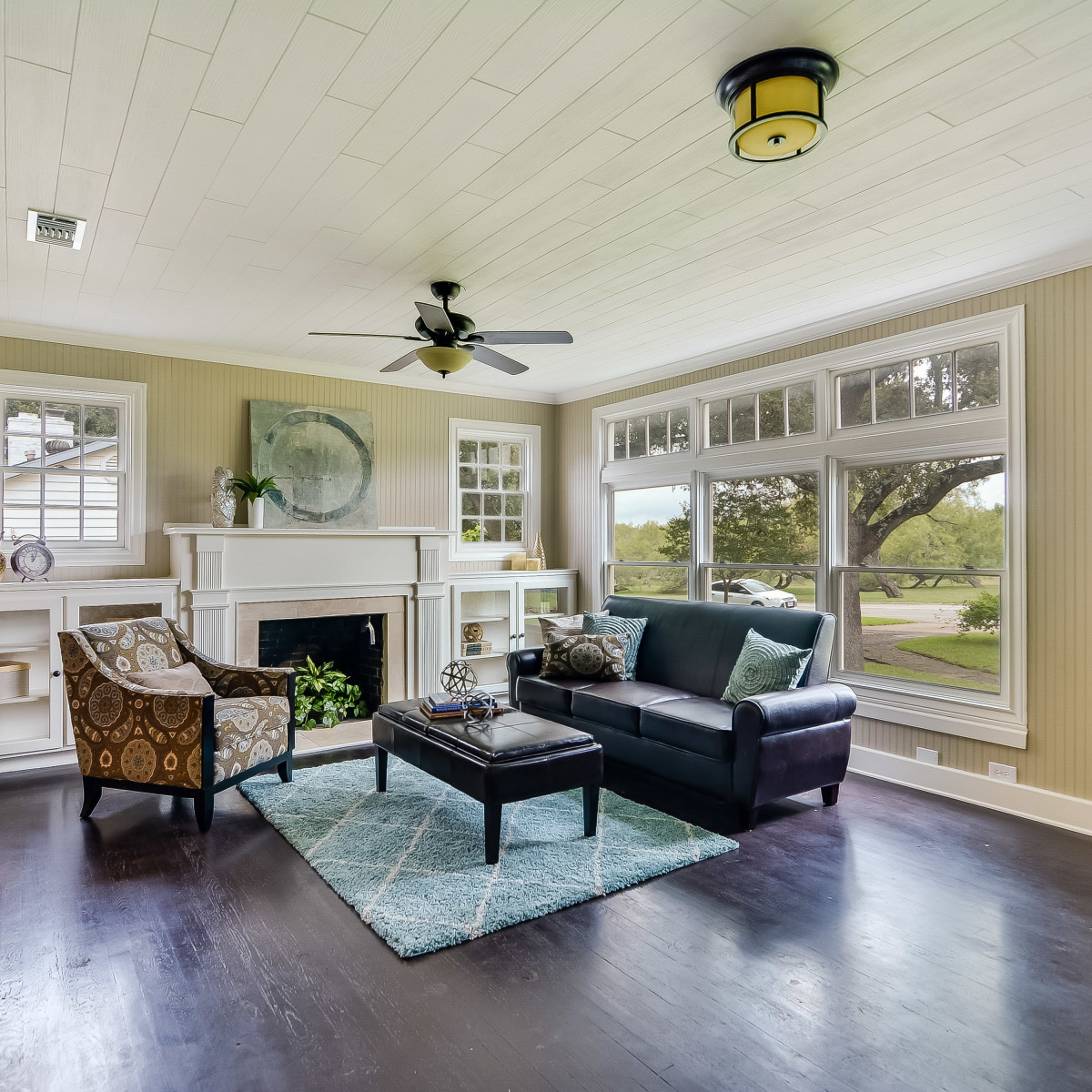 408 Funston San Antonio house for sale living room