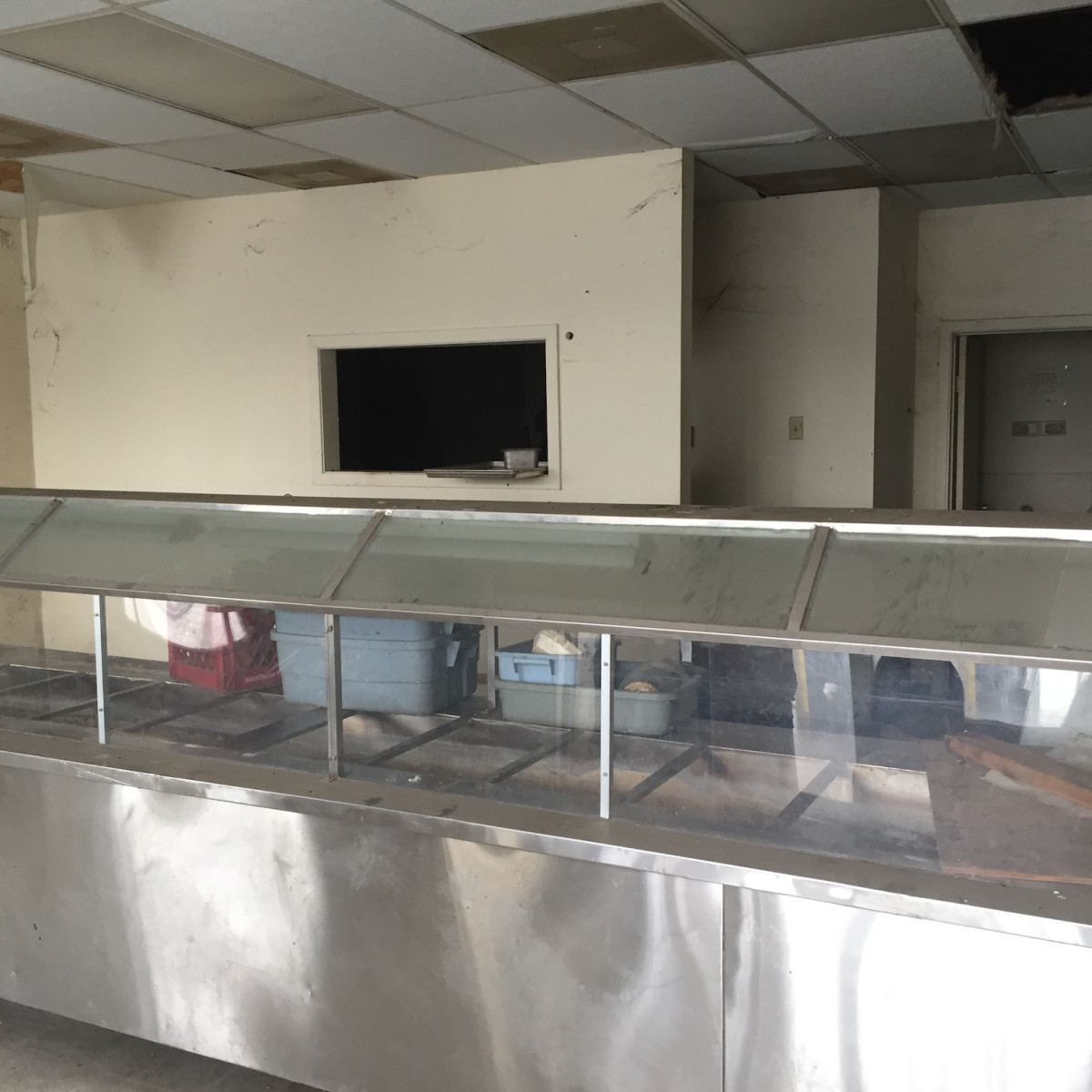 Restaurant Indigo interior