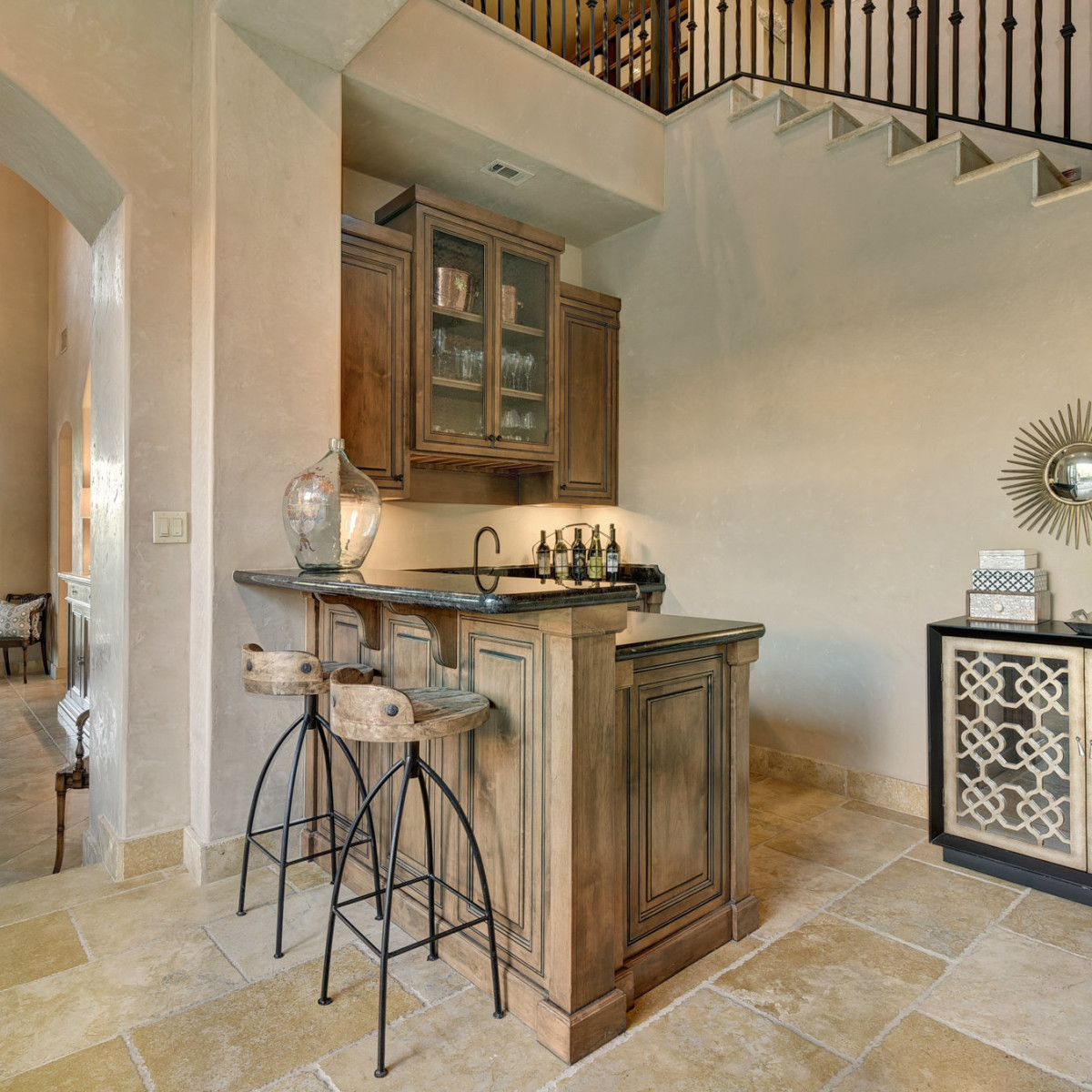 8533 Calera Austin house for sale entryway