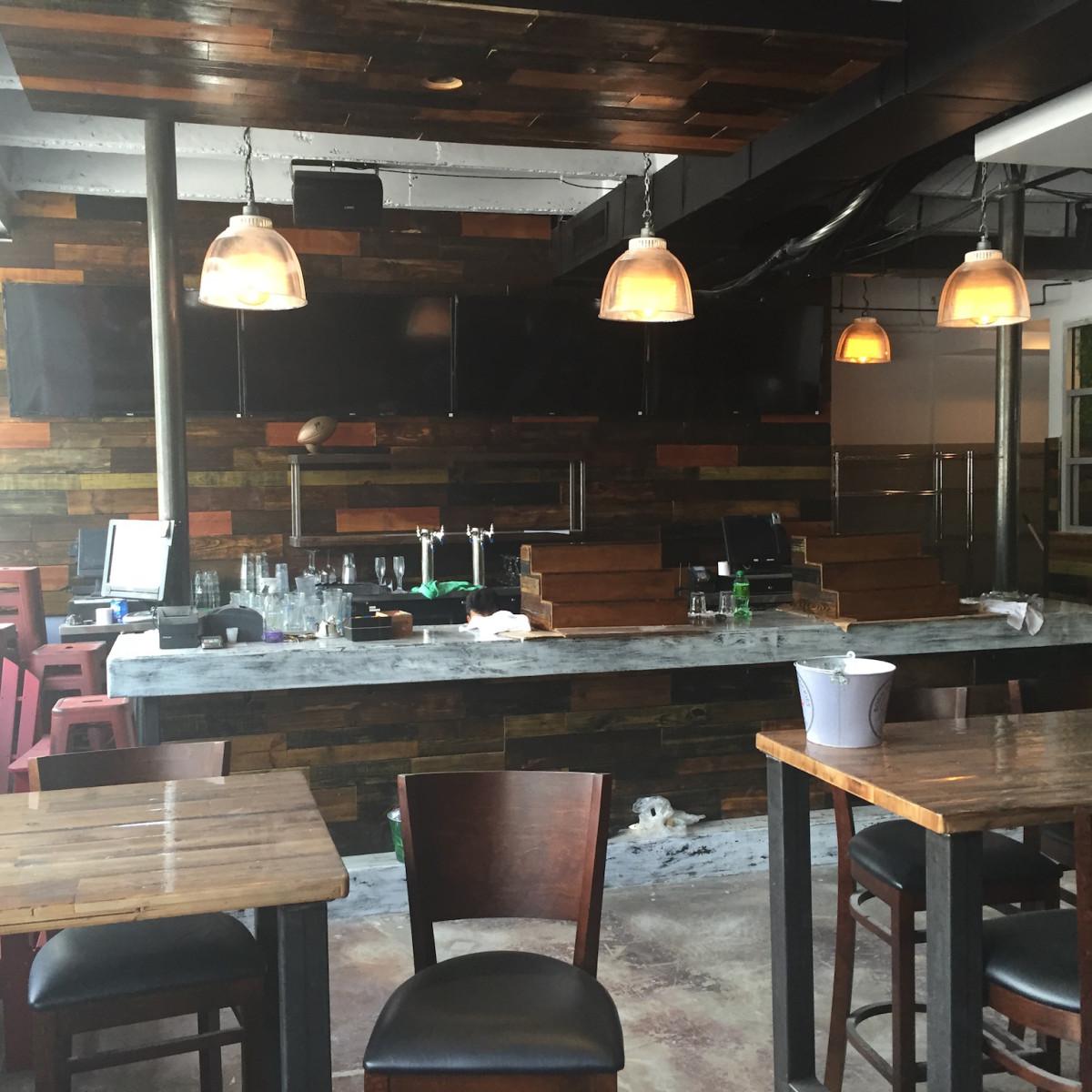 Pub Fiction private bar