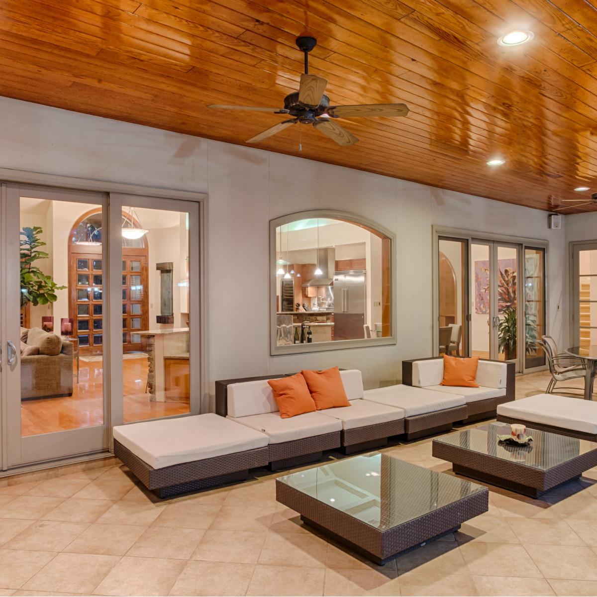 22334 Angostura San Antonio house for sale patio