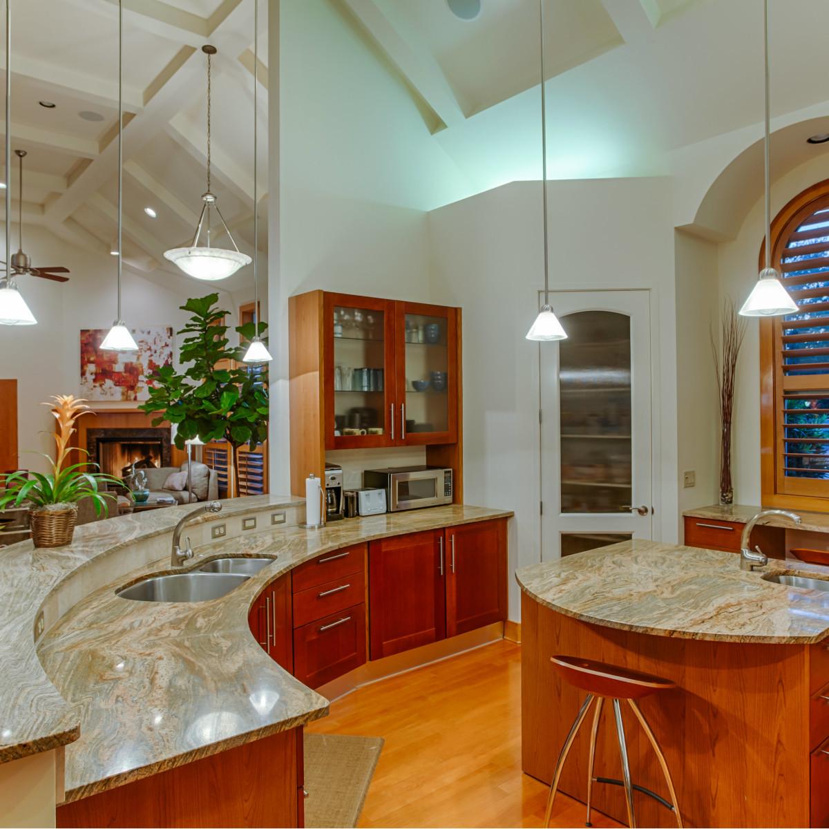 22334 Angostura San Antonio house for sale kitchen