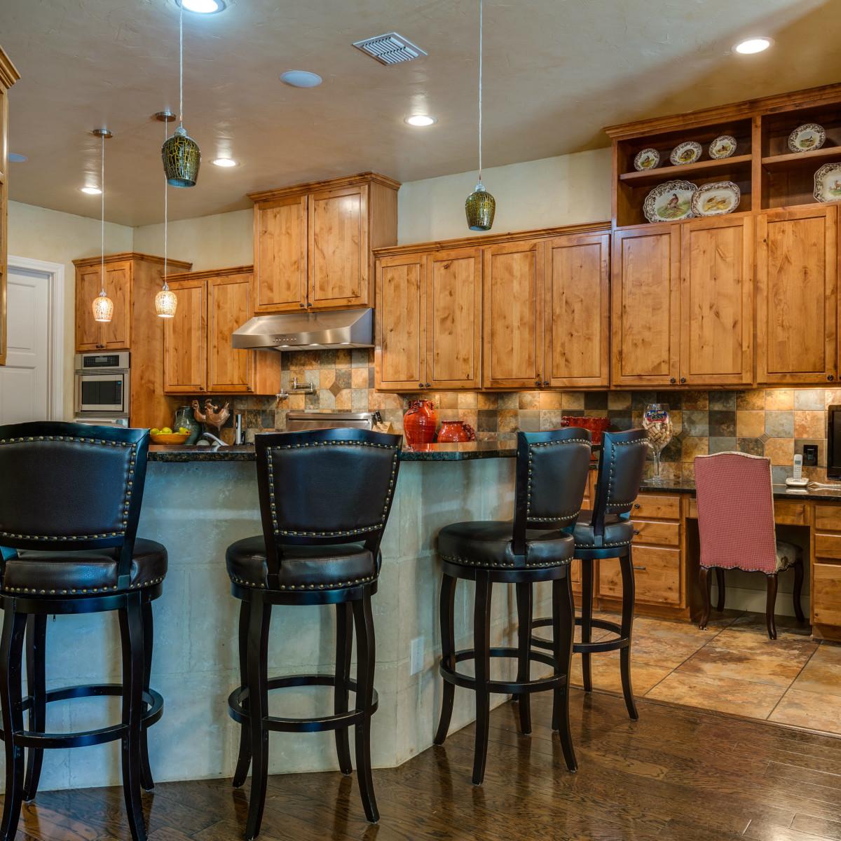 821 Canterbury Hill San Antonio house for sale kitchen
