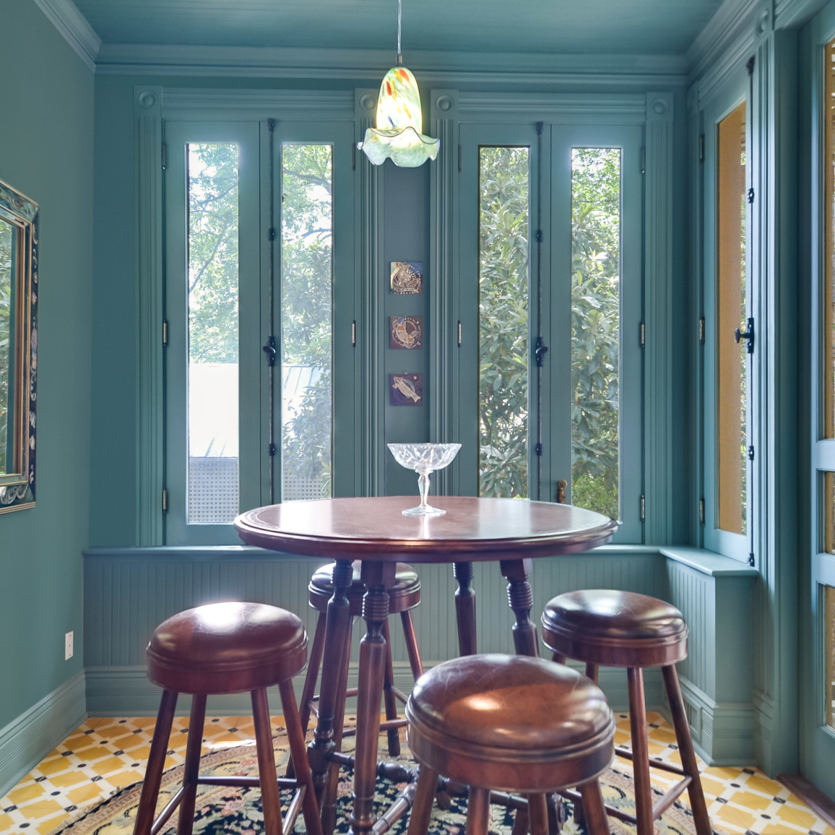 202 Madison San Antonio house for sale dining room