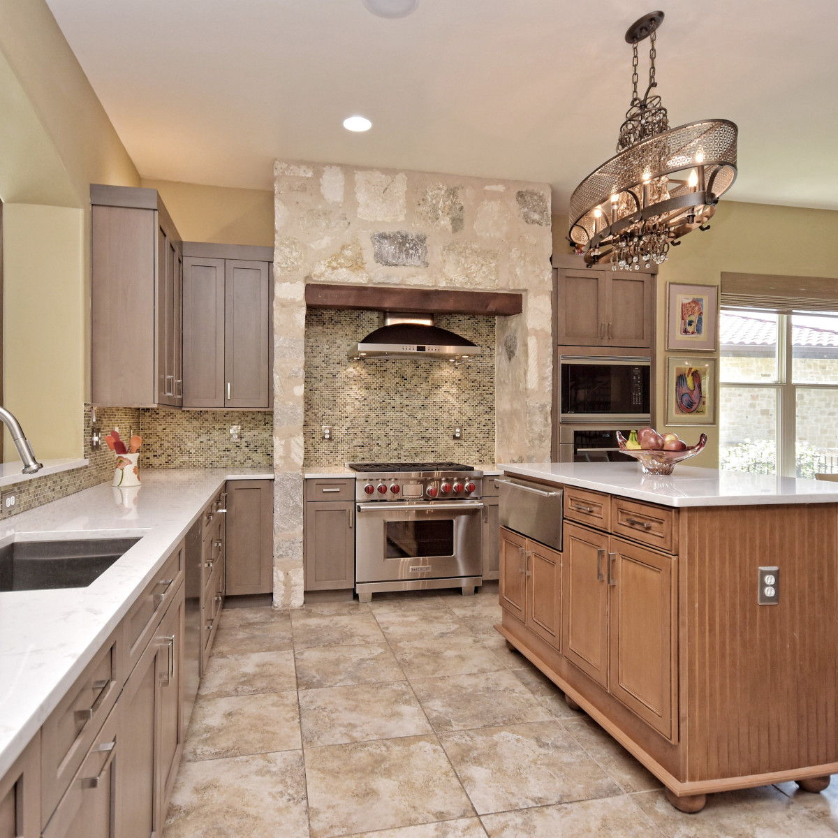 7200 Turnbuoy Austin house for sale kitchen