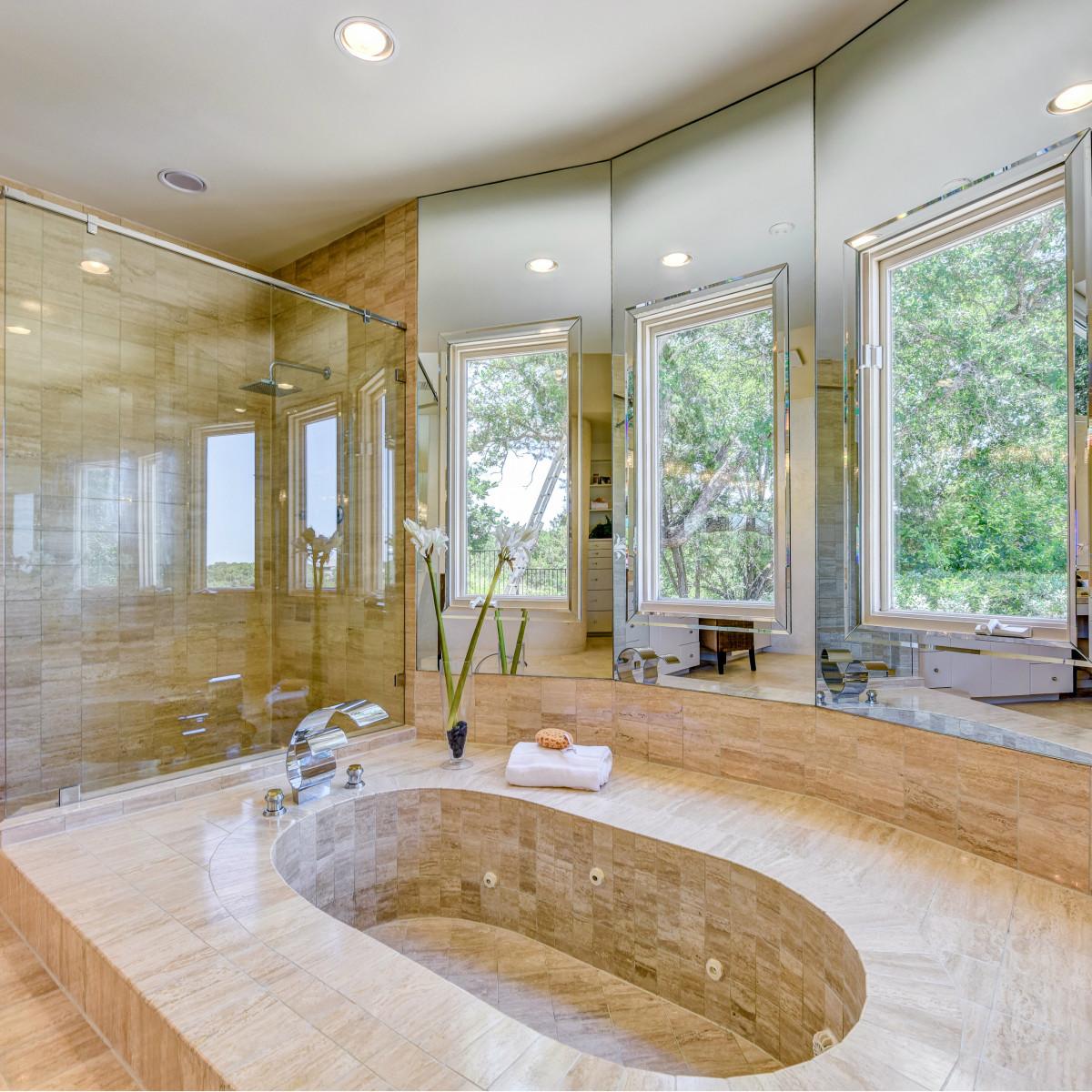 3304 Barton Creek Austin house for sale bathroom