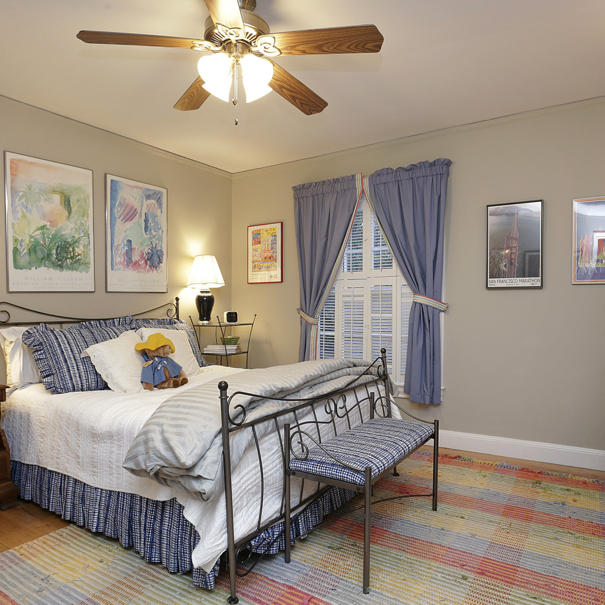 2424 Locke Lane in Houston house for sale bedroom
