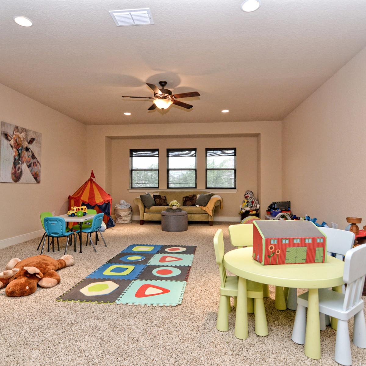 24323 Arboles Verdes San Antonio house for sale playroom