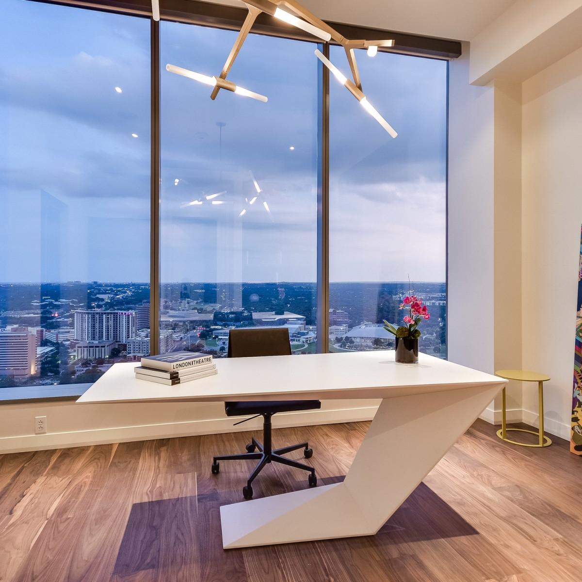 210 Lavaca Austin condo for sale office