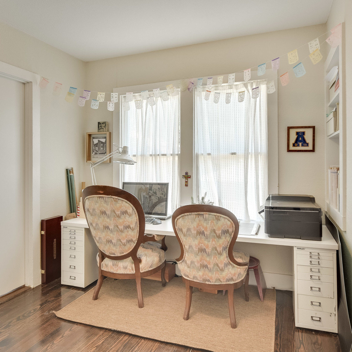423 Queen Anne San Antonio house for sale office