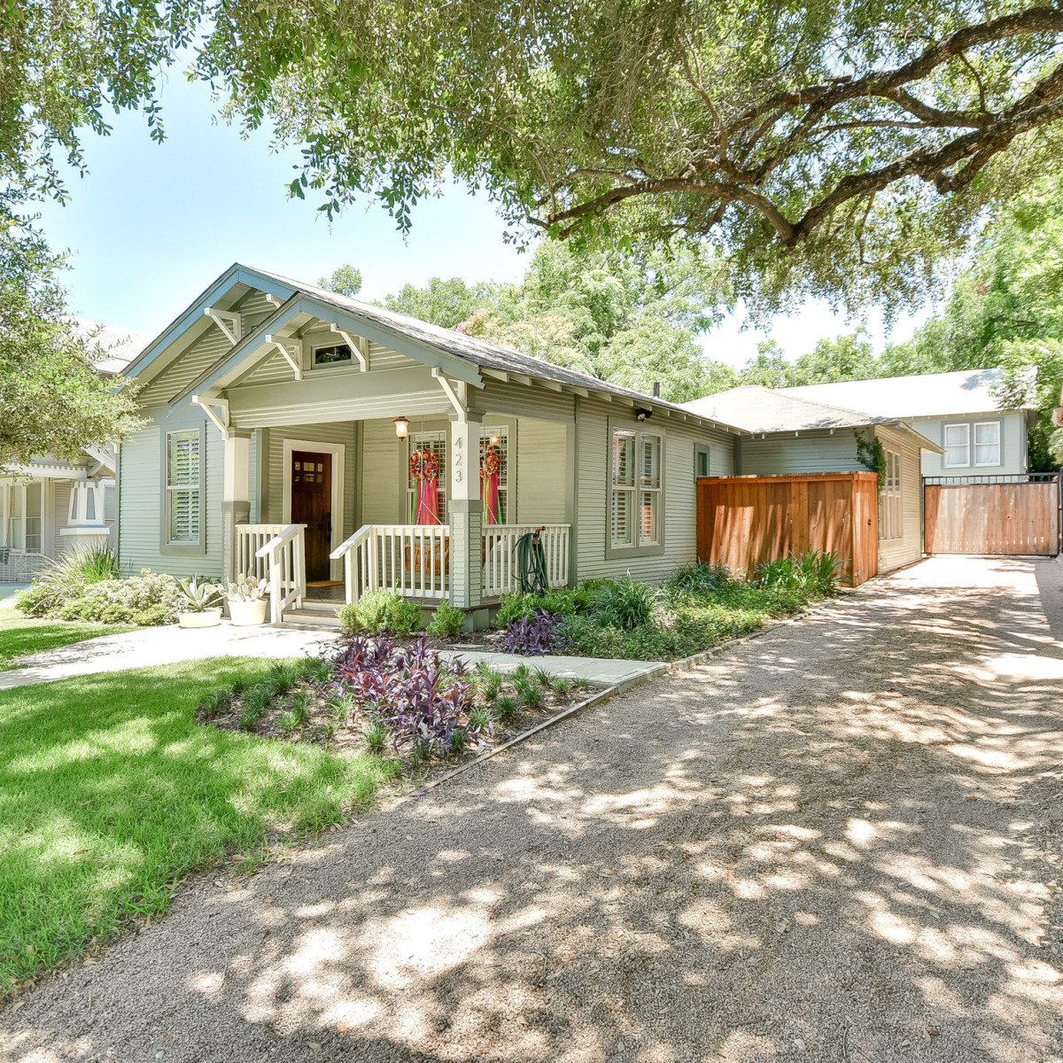 423 Queen Anne San Antonio house for sale