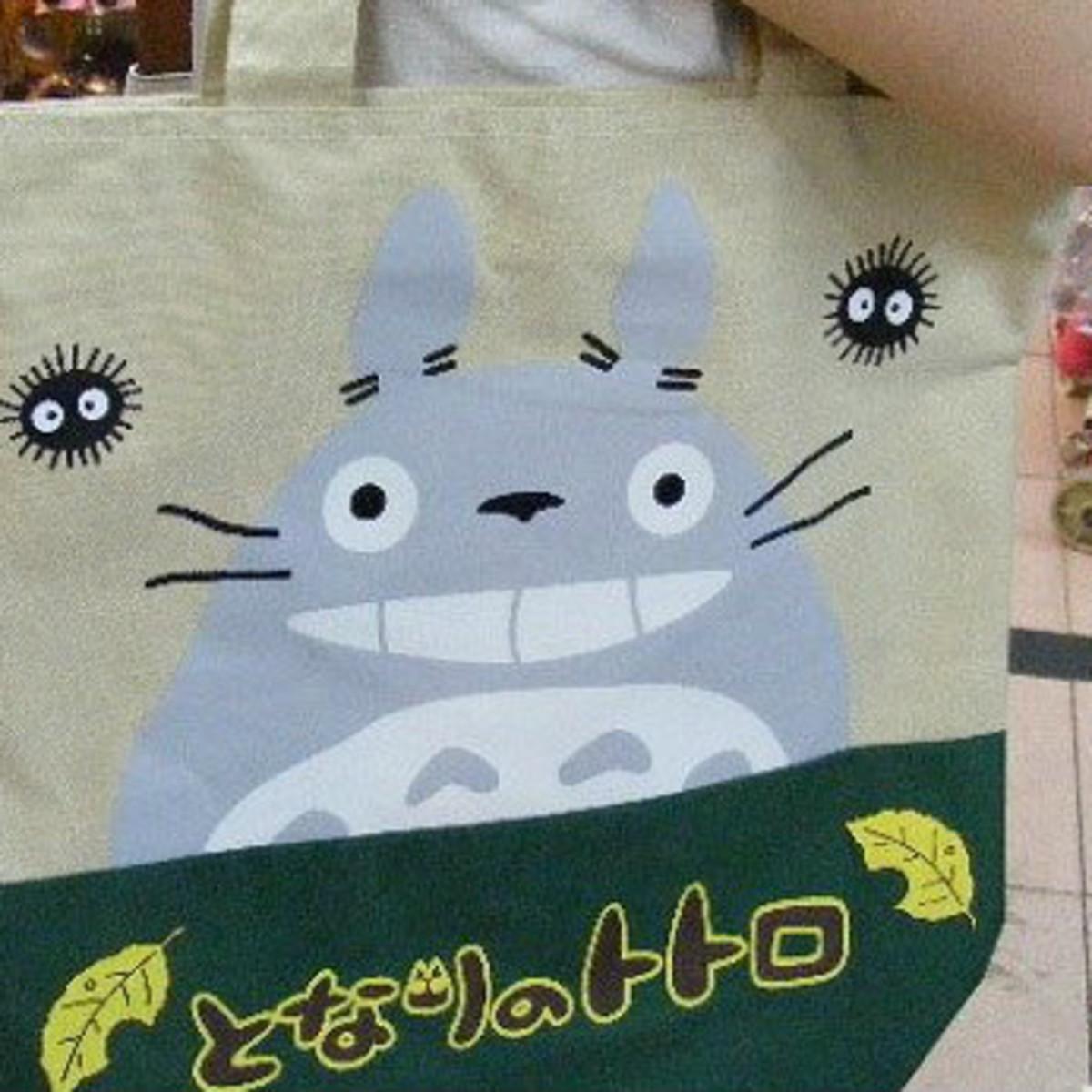 Totoro Bag The Modern