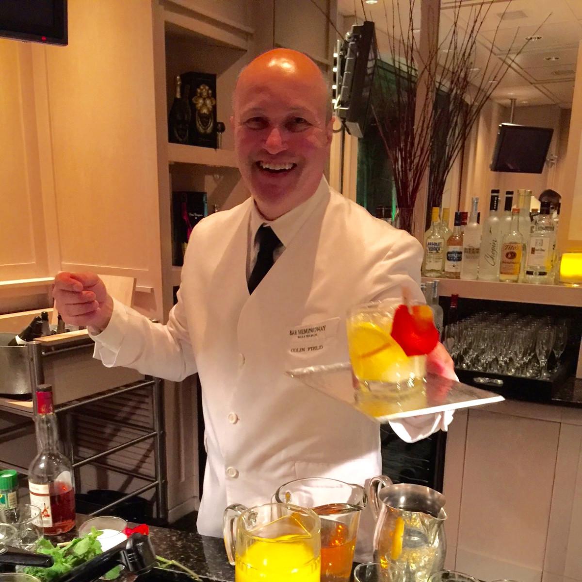 Ritz Hotel Paris, June 2016 Colin Field
