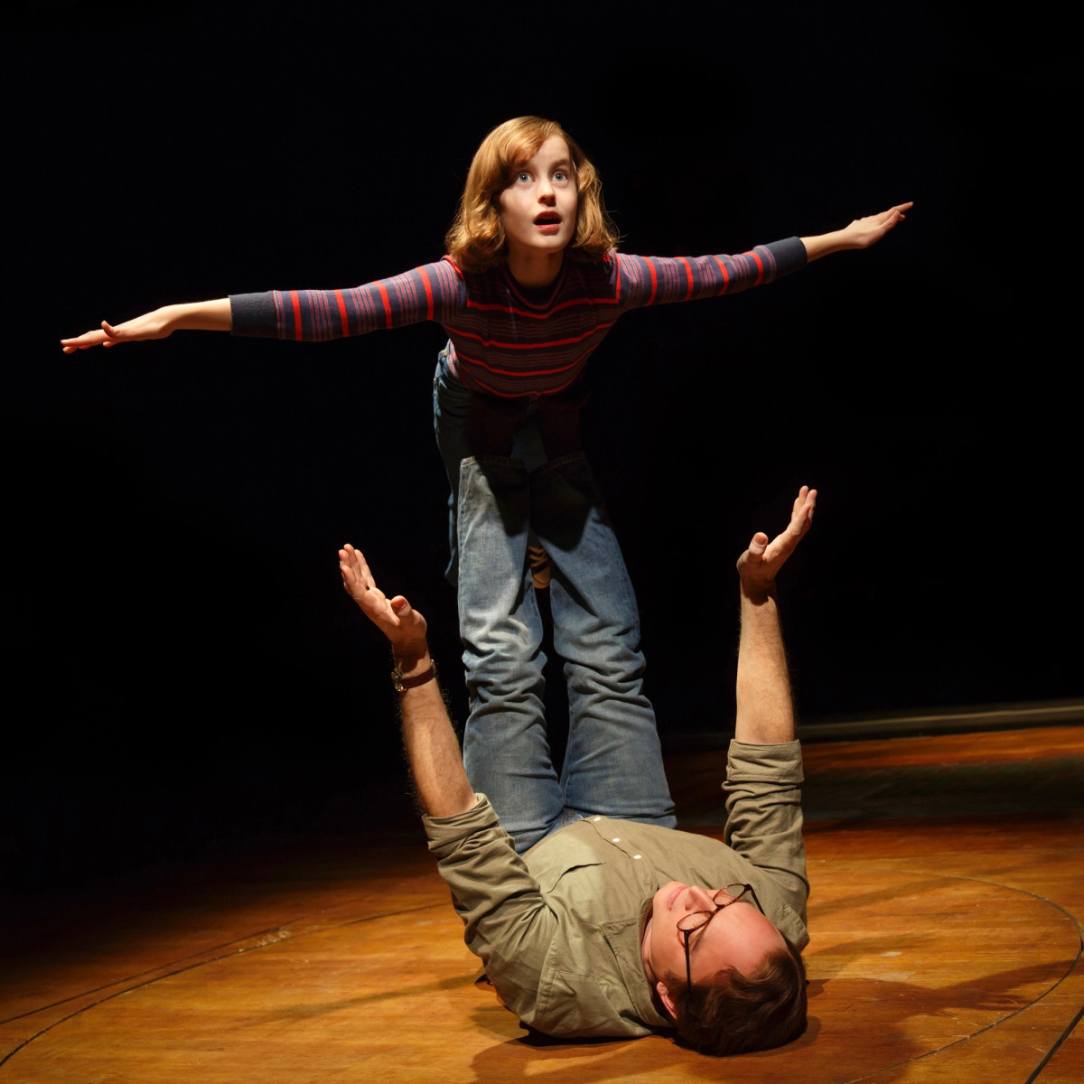 Fun Home Broadway Production