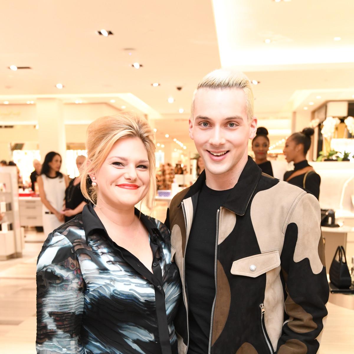 Heart of Fashion, Clive Christian Event, 6/16  Aubrey Layne, Jonathan Blake