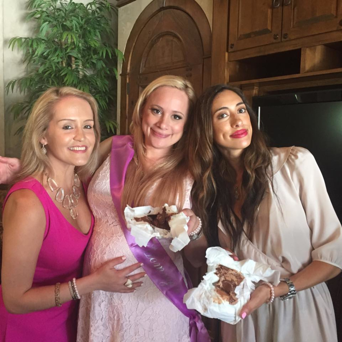 Erica Rose Baby Shower, June 2016, Nicole Fertitta Stresau, Erica Rose, Britany Reichek