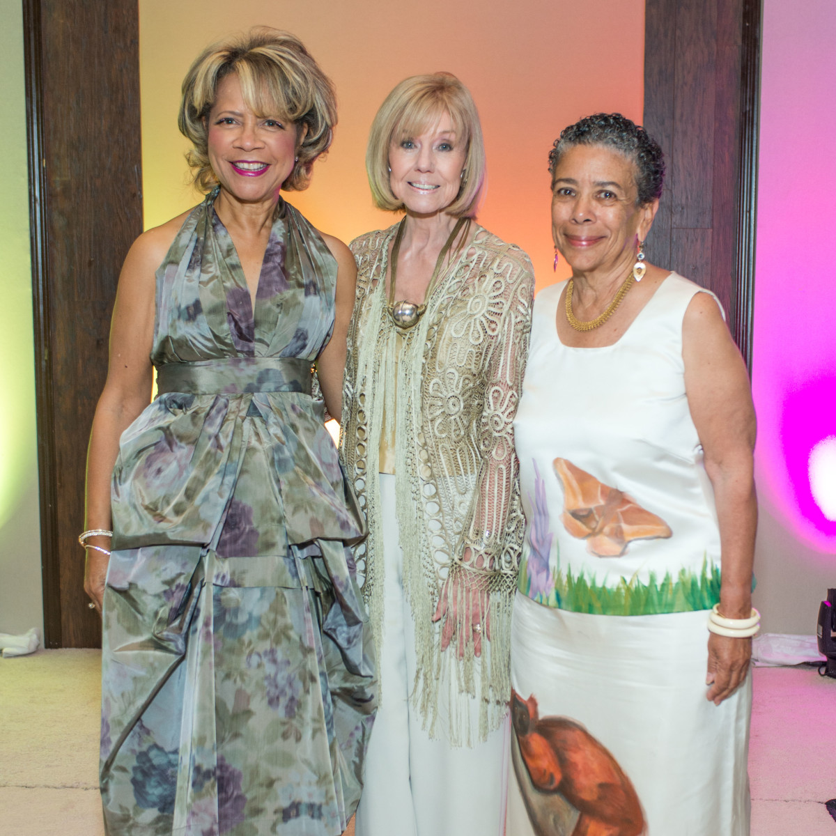 For The Sake of Art, Merele Yarborough, Shelly Marcus, Alvia Wardlaw