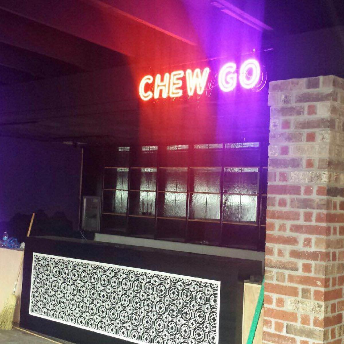 Jimmy Chew's Asian Kitchen interior