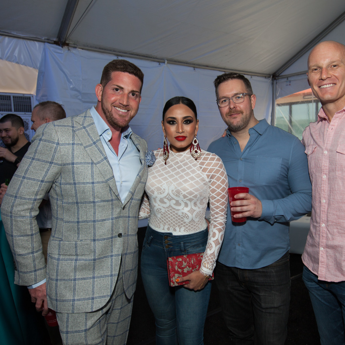 ThrIVe Drip Spa, Gilad Lutfak, Neera Patidar, Andrew Coleman, Chris Myers