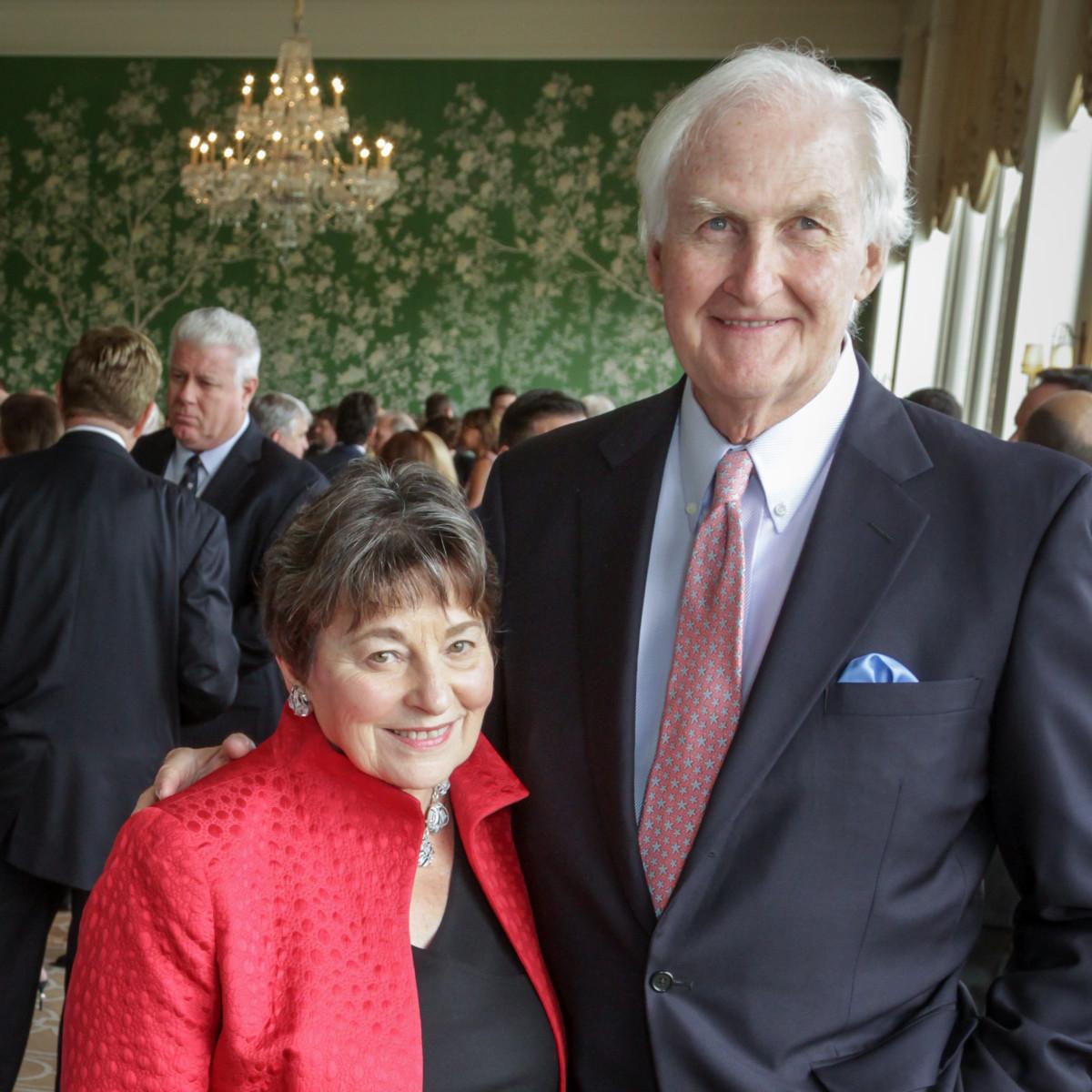 Men of Distinction, Diane Riley, John Riley