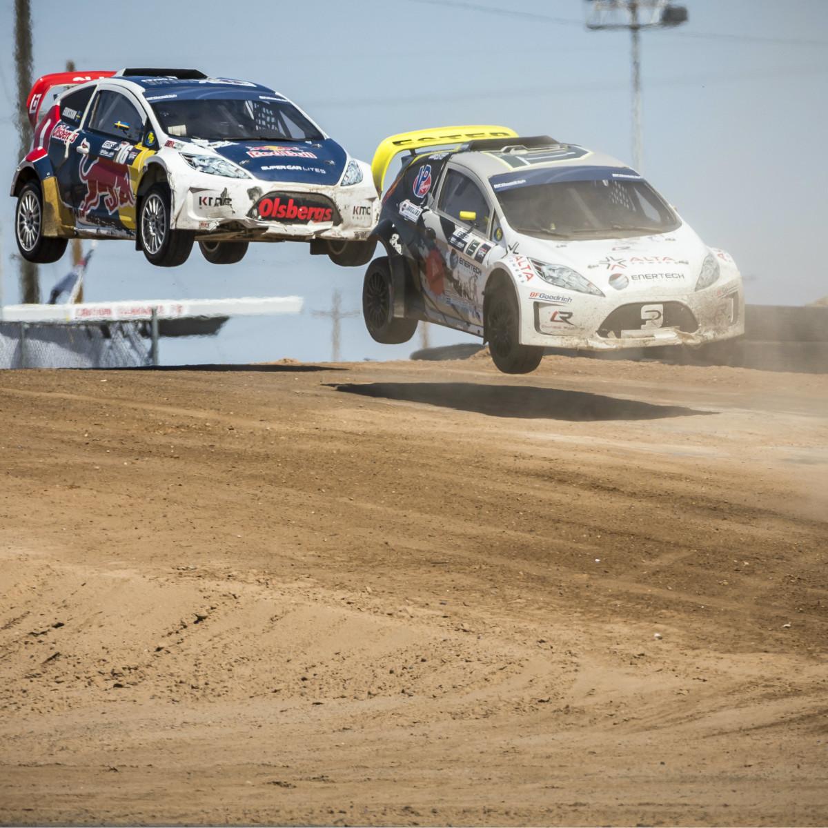 Red Bull GRC Jump