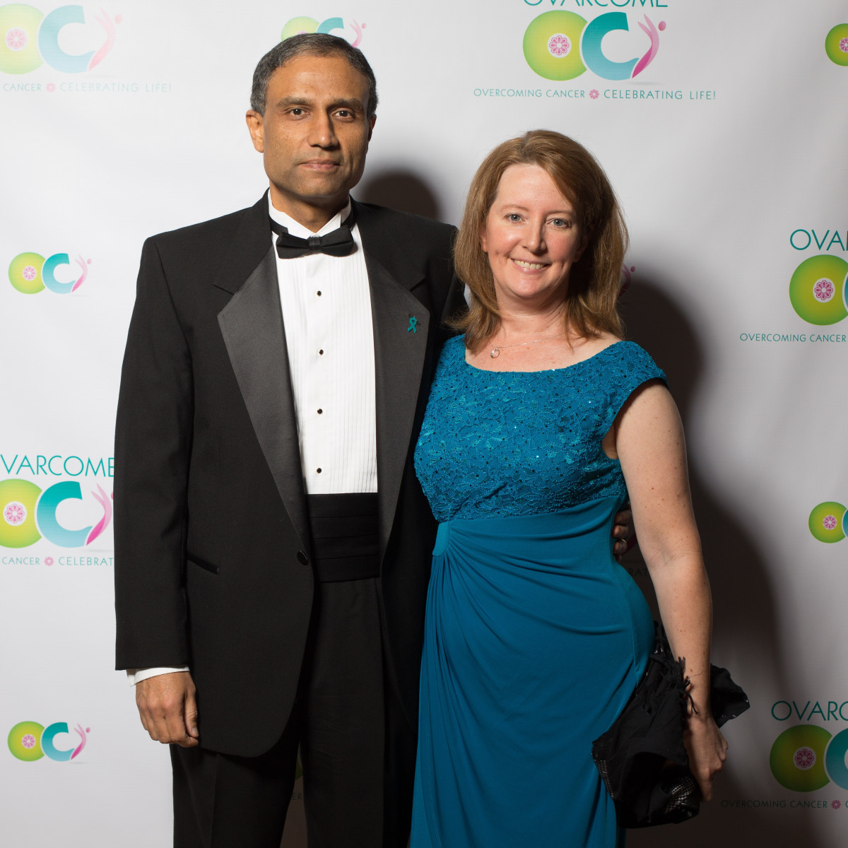Houston, Ovarcome Gala, May 2016, Dr. Anil Sood, Kelly Sood
