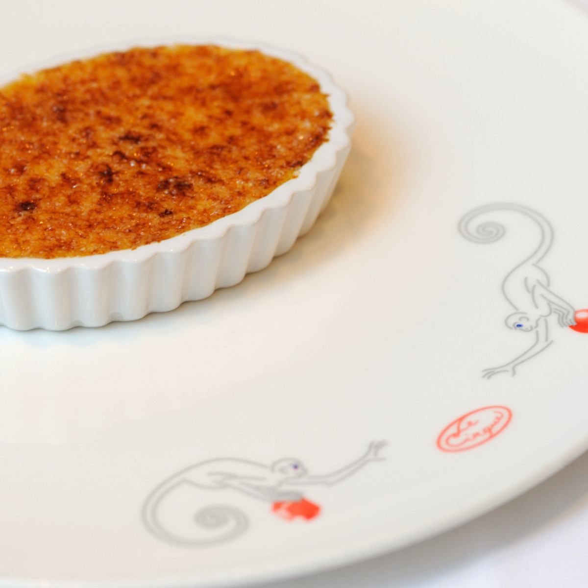 Le Cirque Creme Brulee