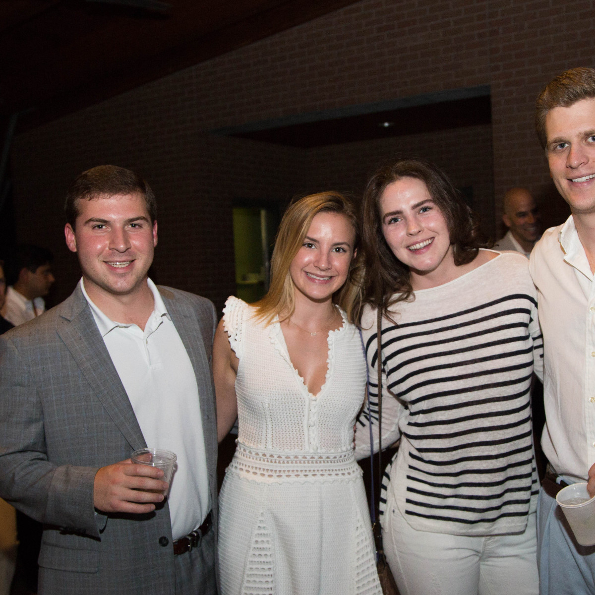Urban Green Overboard party, Jarrod McCabe, Brandi Armstrong, Sloan Childress, William Cumins